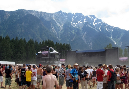 Pemberton Festival