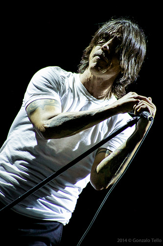 Red Hot Chili Peppers - Lollapalooza Chile 2014