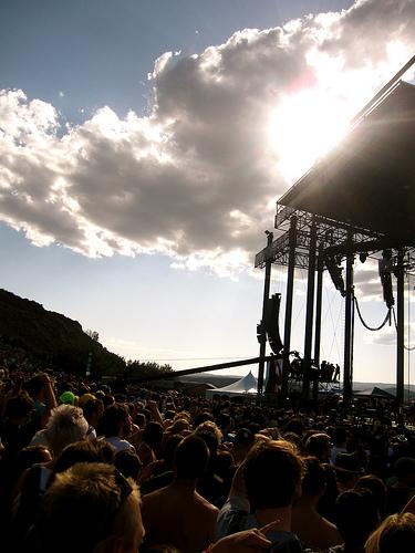 Sasquatch Music Festival