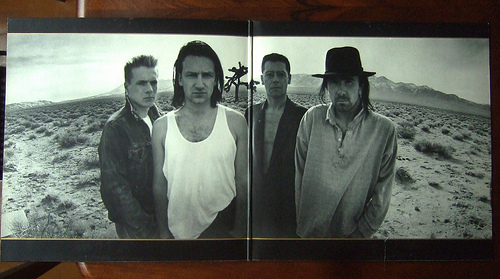 Inside U2 The Joshua Tree