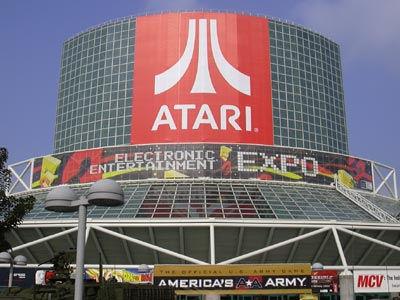 Atari banner