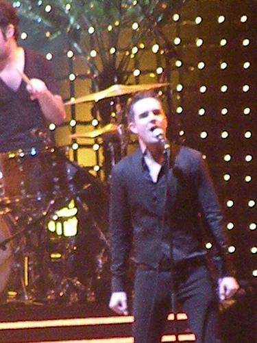 The Killers concert in Barcelona