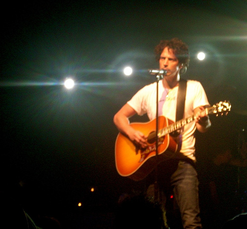 Chris Cornell Acoustic 1