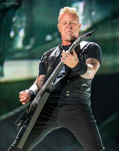 Metallica performing in San Antonio, Texas (2017-06-14)