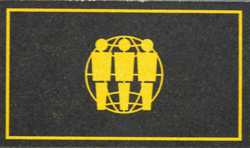Jack White business card (back)