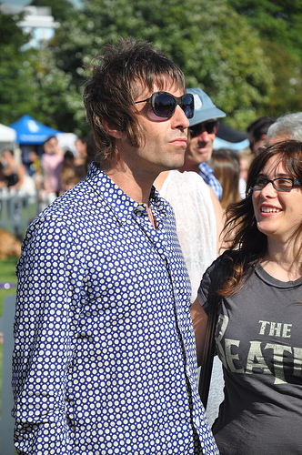 PupAid Liam Gallagher-Oasis