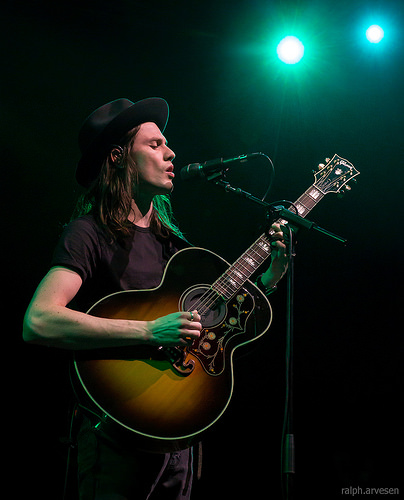 James Bay (Austin, Texas, 2015-12-17)