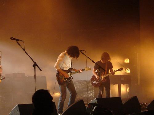 Arctic Monkeys - Brixton 26th August 2009