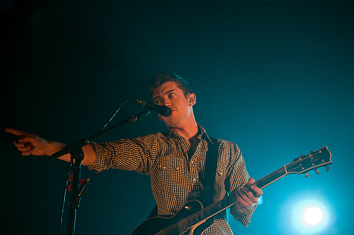 Arctic Monkeys, Palau Sant Jordi