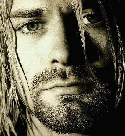 Feliz cumpleaos Kurt Cobain